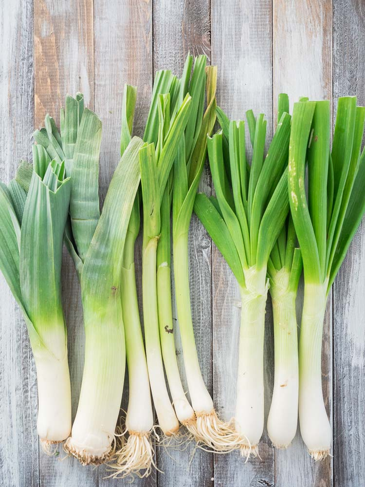 Spring Onion Tart | SeasonedVegetable.com