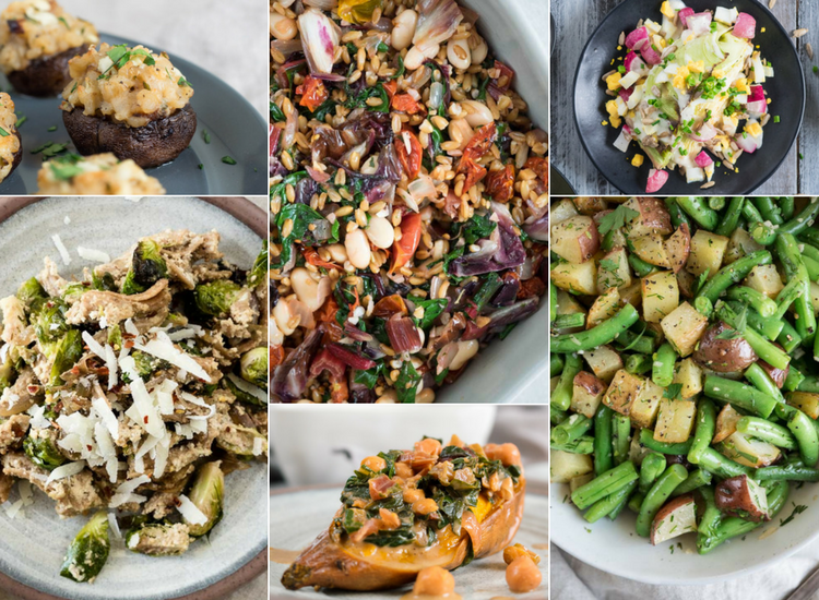 20 Vegan and Vegetarian Christmas Recipes
